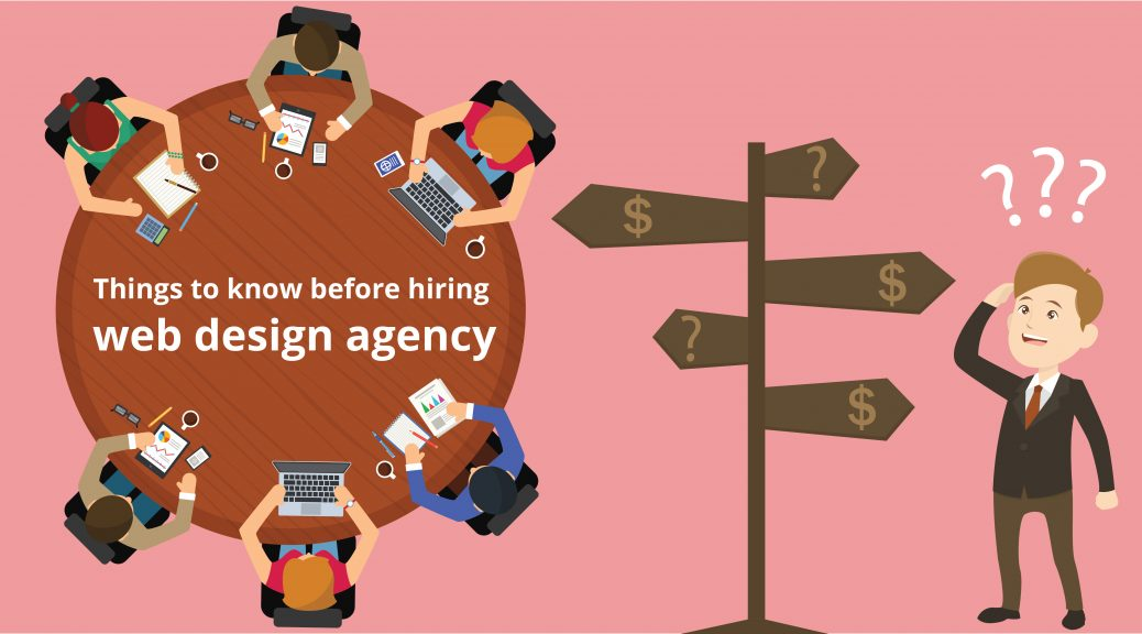 Things to Consider While Hiring Web Design Agency