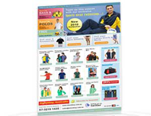 Clothing Company Newsletter